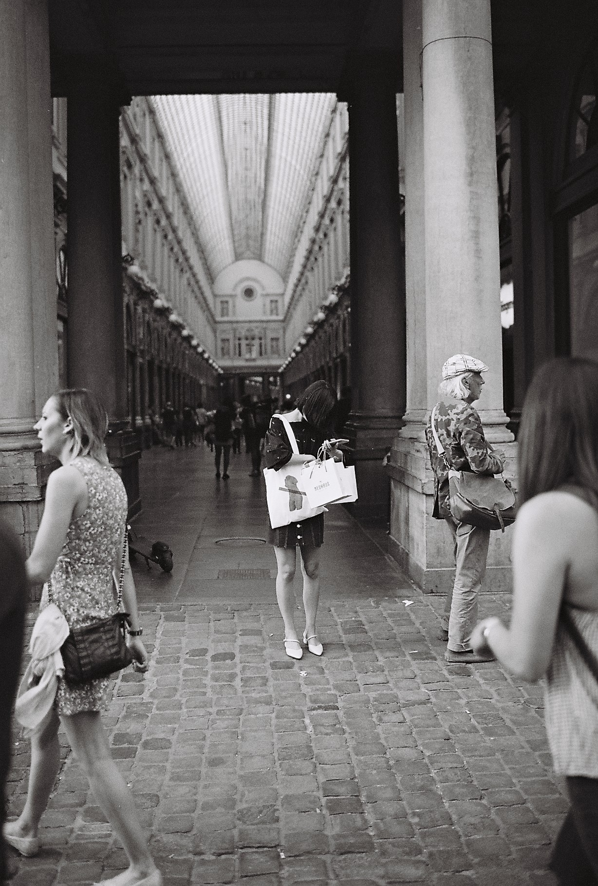 Analog photography brings more soul to the image